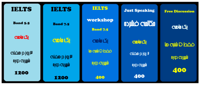 ielts english course